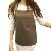 Dress Code Kakaó színű kötény