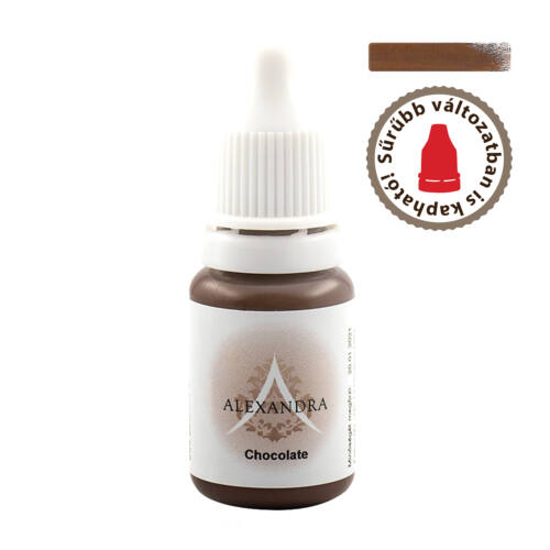 CHOCOLATE ALEXANDRA PIGMENT - 10ml