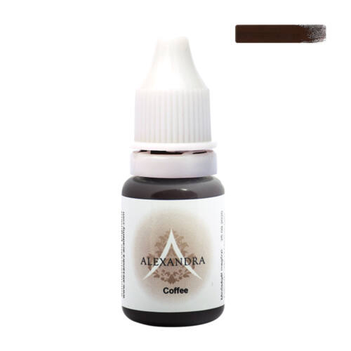 COFFEE ALEXANDRA PIGMENT - 5ml
